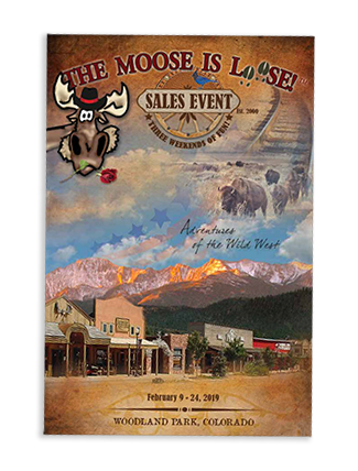 Event Guide The Moose is Loose in Woodland Park February 9-24 Event Guide