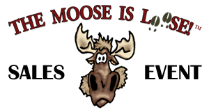 Tweed's Moose is Loose Sale